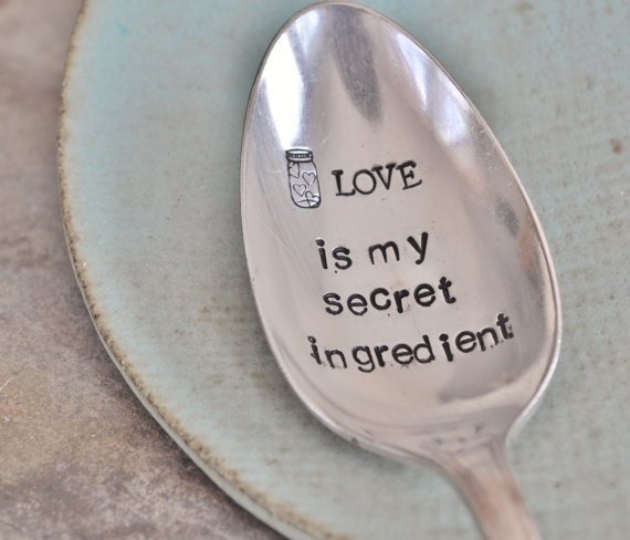 """Etsy vintage tablespoon by JessicaNDesigns}"