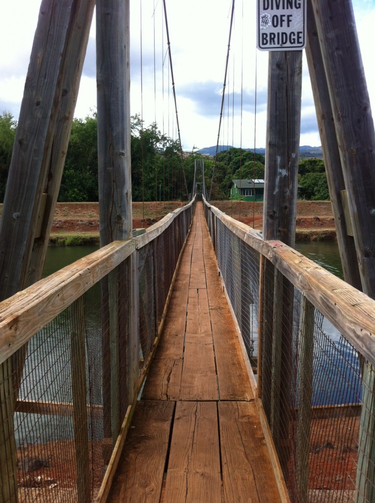 Hanapepe Bridge