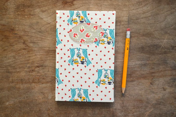 {Etsy journal by BroadwayHouseBooks}